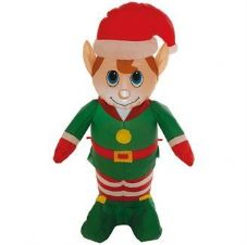 1.2 M INFLATABLE ELF CHARACTER